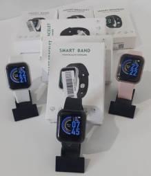 Smartwatch D20/ Compatível Para Android e iOS/ Pronta Entrega!