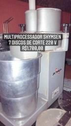 Multiprocessador de alimentos Skymsen 220V