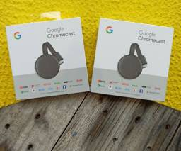 Novo original lacrado Google Chromecast 3
