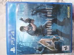 Resident Evil 4 novo