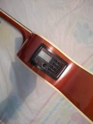 Violão Folk Eletroacústico