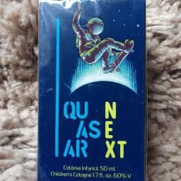 Quasar Next 50ml fragrância infantil masculina