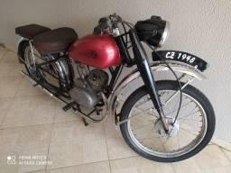 Vendo Moto CZ 1948