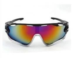 Aceito Cartão - Óculos de sol Unissex para ciclismo (Novo) - Diversas cores