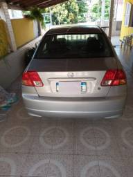 Civic lxl 2004 gnv