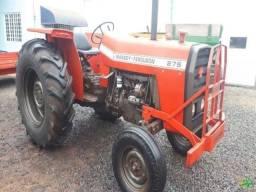 Trator Massey Ferguson 275 4x2 ano 76