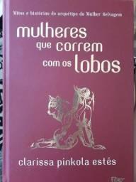 Livro Mulheres que correm com lobos