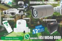 Título do anúncio: Sistemas de Segurança completos