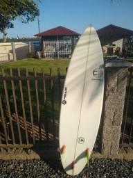 Prancha de surf  Cabianca modelo Gabriel medina DFK 6'2 com quilhas
