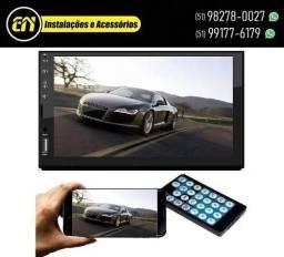 Mp5 Zapos 7701A Espelhamento Bluetooth (Instalado)