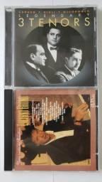 Lote 2 Cds - Luciano Bruno & Caruso-Gigli-Mccormack