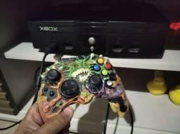 Xbox clássico para colecionador (leia o anúncio)