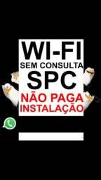 INTERNET INSTALAÇÃO GRÁTIS SEM CONSULTA