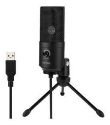 Microfone USB cardióide Fifine k669