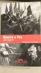 Livro Guerra E Paz Liev Tolstoi - Adaptação Silvana Salerno