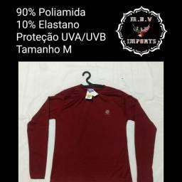 Camiseta Proteção Solar UVA/UVB Fator 50 +