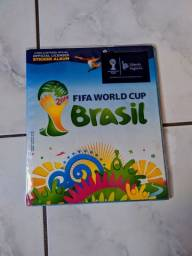 Vendo Álbum completo Copa do Mundo 2014
