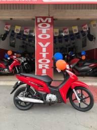 Honda Biz 125 Ex 2015 aceito moto de menor valor é financio em até 48x