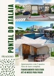Título do anúncio: FS-Venha morar no Pontal do Atalaia da MRV pelo MCMV/PCVA.