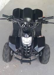 Quadriciclo infantil 110cc automático