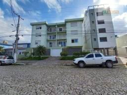 Apartamento com 3 dormitórios para alugar, 93 m² por R$ 1.600,00/mês - Três Vendas - Pelot