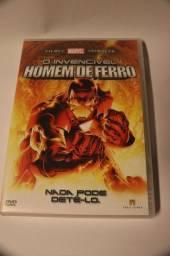 DVD o Invencível Home de Ferro - Original