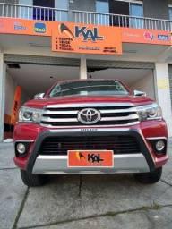 Toyota Hilux CD 2.8 SRX 4X4 Automático 2017 Diesel