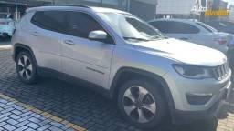 jeep Compass 2.0 Flex Longitude Aut. 18/18 21.000