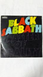 Lp black sabbath master of realith