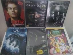 DVDS Originais Semi Novo e NOVOS