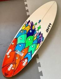 Pranch de surf 6,0 usada