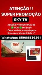 SKY TV 29,90