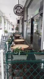 Bistrô e Cafeteria no bairro Bigorrilho em Curitiba