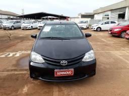 Toyota/etios hb 1.5 xs mt - 2016