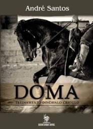 Doma e treinamento cavalo crioulo