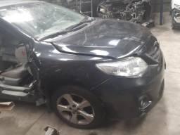 Sucata Corolla 2011/12 153cv 2.0 Flex - 2012