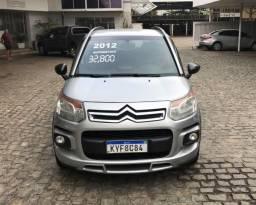 CITROËN AIRCROSS 2012/2012 1.6 GLX 16V FLEX 4P AUTOMÁTICO - 2012