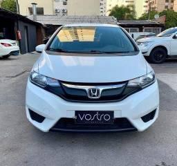 Honda/ Fit LX 1.5 aut - Unica dona - 2015