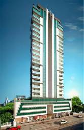 Apartamentos 3 suítes com 2 ou 3 vagas, completa área de lazer em Meia Praia