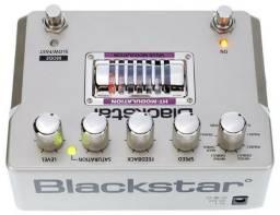 Pedal Blackstar Ht-modulation Tube Modulation Válvulado