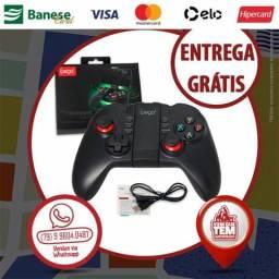 Controle Gamepad Bluetooth Ípega 9068