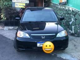 Honda civic 2003 automático relíquia - 2003