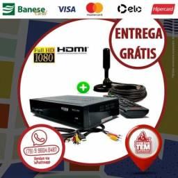 Conversor Digital + Antena Interna