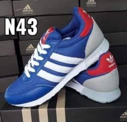 Promoção Tênis Adidas 43 Novo na Caixa Apenas 1 disponível!