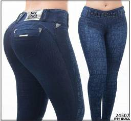 Calça jeans pitbull