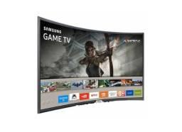 "Barbada! TV Samsung Tela Curva 40"" R$ 1699,00"