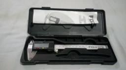 Vendo um paquímetro digital da marca FortG novo!
