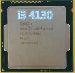 Processador Core i3 4130 socket 1150 quarta geração
