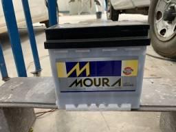 Vendo Bateria Moura de 44Ah Nova