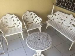 Cadeiras para jardim. conj.samambaia